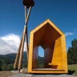 Zvonička na Horečkách - Strážkyně Beskyd